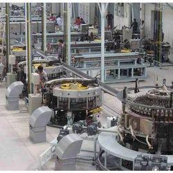 Three Phase CFL Making Machine Line, Voltage: 220 V