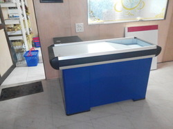 Cash Desk Counter Cash Counter Table Latest Price