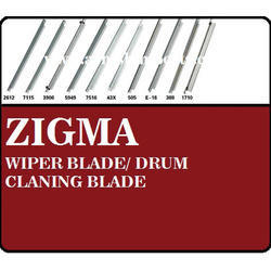 Wiper Blade Drum Cleaning Blade