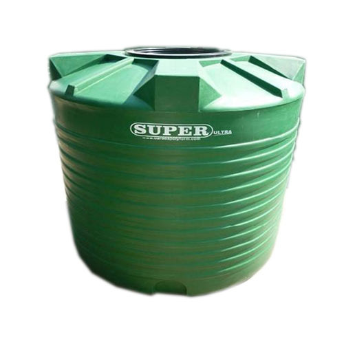 Super Polyethylene Water Tanks, Capacity: 1000-5000 L