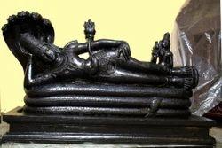 Divine Black Stone Lord Ranganatha Swamy