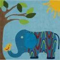 Elephant Rug Kids