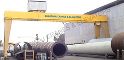 Gantry Industrial Cranes