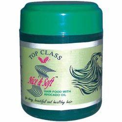 Hair Food With Avocado Oil