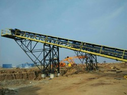 Heavy Duty M Sand Conveyor