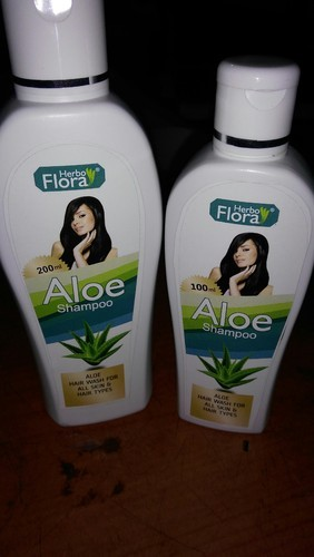 Pure Aloe Hair Wash 200ml, Pack Size: 200 Ml, for Personal