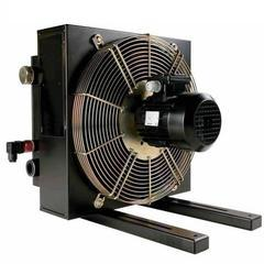 Air Oil Cooler - Air Cooled Oil Cooler Latest Price, Manufacturers &  Suppliers