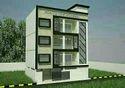 Commercial Building Designer Plan Construction Architecture Landscape Designers Hotel Design Tile