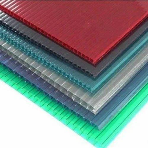 Corrugated Sheet Polycarbonate Corrugated Sheet
