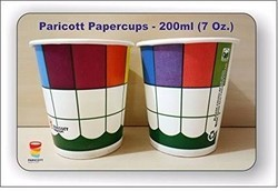 200 Ml Paricott Paper Cups