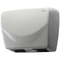 Twin Blower Hand Dryer White