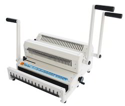 WW8672 Wiro Binding Machine (3:1 & 2:1)