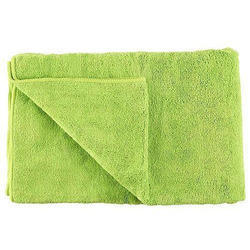 Green Sport Towel