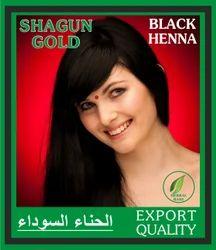 Hair Dye Black Henna Powder