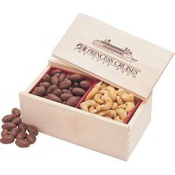 Wooden Dry Food Box