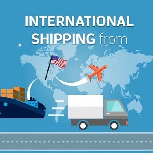 International Shipping Service Service Provider from New Delhi