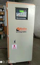 Three Phase 35 Kva Digital Voltage Stabilizer