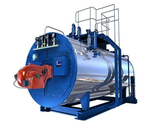 Thermax Galvanized Steel Steam Boilers, Oil Fired, Capacity (kg/hr): 500-1000