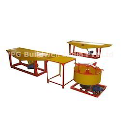 VPG Buildwell Vibro Forming Table For Paving Blocks, Capacity: 2000 Sq. Ft / 8 Hrs Shift