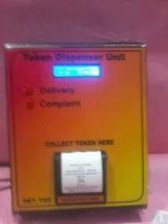 Token Number Dispenser