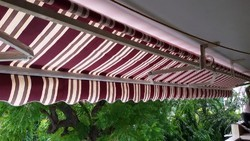 Terrace Balcony Awning