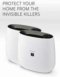 Automatic Air Purifier, Portable
