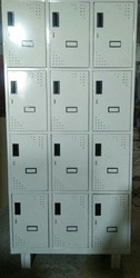 12 Door Industrial Locker