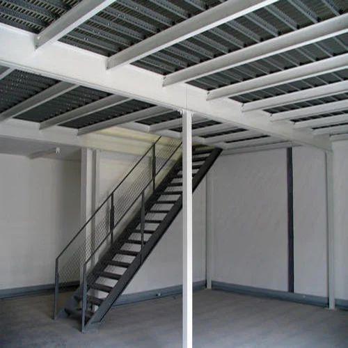 Metal Mezzanine Mezzanine floor structure at rs 450 square feets mezzanine mezzanine floor structure sisterspd