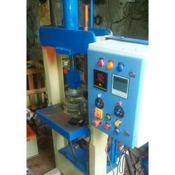 Wrinkle Plate Making Hydraulic Machine