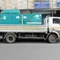 Diesel 70 Db Portable Generator Rental Services For Industrial