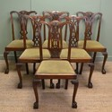 Mbk Teakwood Wooden Chairs Set, Size/dimension: 17 H X 18 W X 19 D