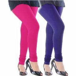 Blackberry Churidar Ladies Cotton Legging