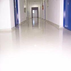 Clean Room Area Floor Coating