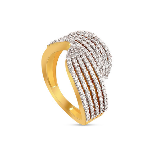 Tanishq Diamond Ring at Rs 35842 piece Tanishq Diamond Rings ID