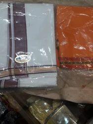 Large Cotton Dhoti