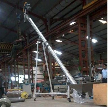 Screw Conveyor - Tubular Screw Conveyor Manufacturer from Valsad