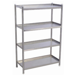 Stainless Steel Rack Ss Rack Suppliers Traders