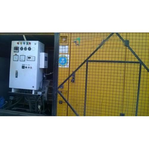 Ac Dg Control Panel, Ip Rating: Ip44