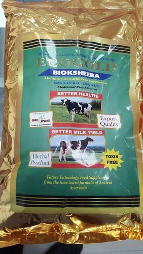 Ecogold Bioksheera 100% Natural Cattle Feed Supplement
