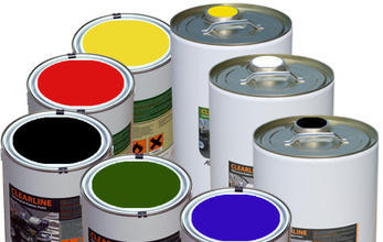 Manufacturer of Red Oxide & Polyurathane Paints by Sunlight Paints