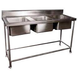 Triple Kitchen Sinks at Rs 17000 /piece(s) | Village Mandoli | Delhi ...