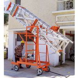 Various Degree Mobile Tower Extension Ladder