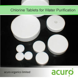 Chlorine Tablets for Water Purification