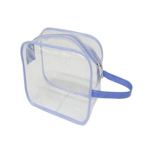 c0351ac3abf Clear Vinyl PVC Zipper Bag, Capacity  4 - 5 Kg, Rs 20  piece   ID ...
