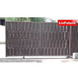Automatic Slide Gate