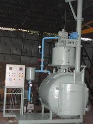 Mixing Pouring Plant