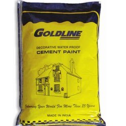 Goldline Cement Paint, 25, 5 Kg