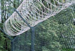 Concertina Coil Galvanized Iron Wire