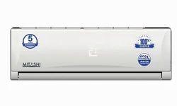 White Mitashi Split AC 1.5 Ton 5 Star Rated