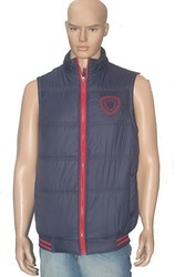 Bomber Sleeveless Jacket